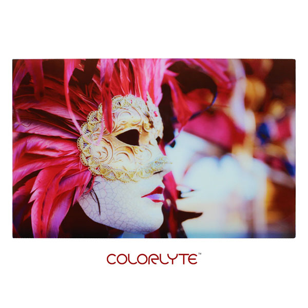 ColorLyte Sublimation Blank Flat Photo Glass Panel - 20