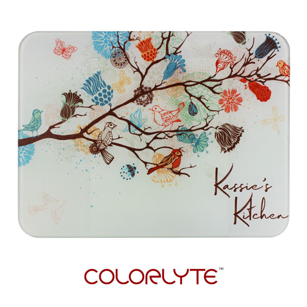 ColorLyte Sublimation Blank Cutting Board - 15.75
